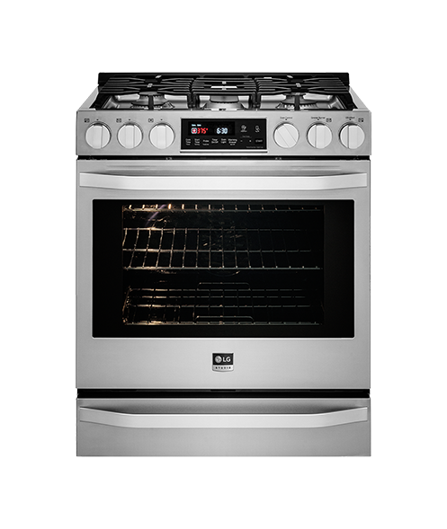 LG ProBake Convection Range | KitchAnn Style