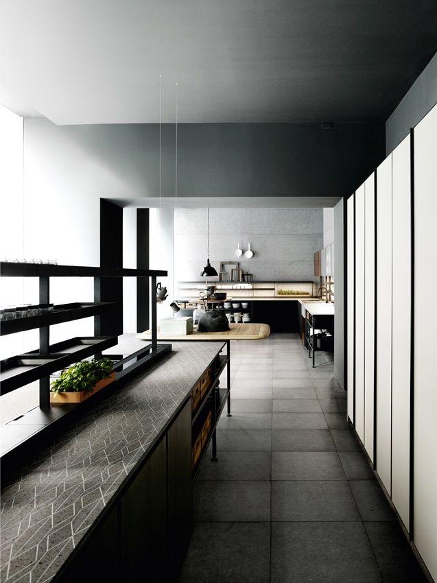 salinas kitchen collection by boffi kitchen studio of