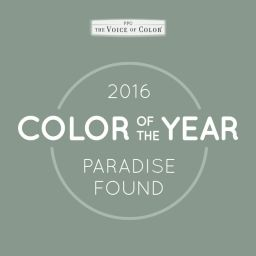 Pittsburgh Paints Color of the Year 2016