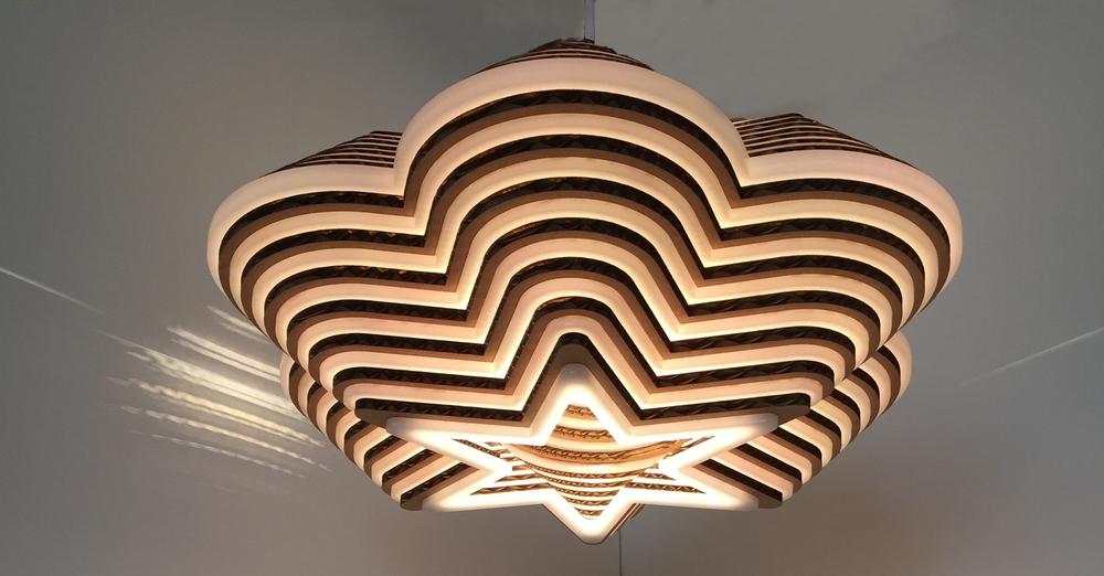 Upcycled Lighting | KitchAnn Style