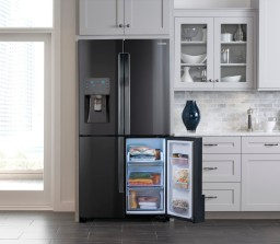 The New Black Stainless Finish