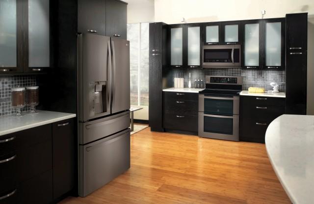LG Black Stainless   KitchAnn Style