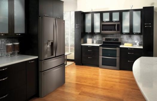 LG Black Stainless | KitchAnn Style