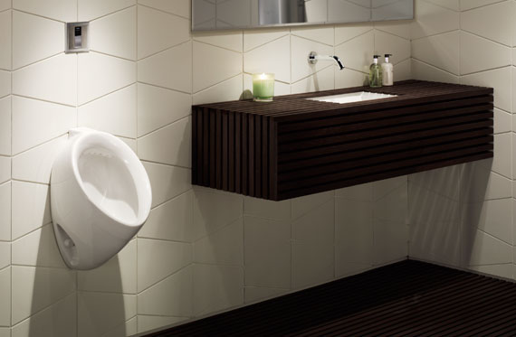 Innovative TOTO Commercial Urinal | KitchAnn Style