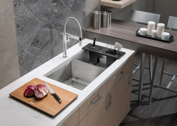 Blanco Quartus | BlogTour KBIS | KitchAnn Style