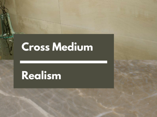 Cross Medium -Realsim | Tile Trends | KitchAnn Style