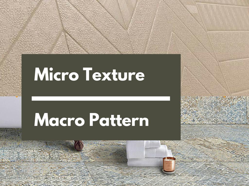 Micro Texture & Macro Pattern   KitchAnn Style