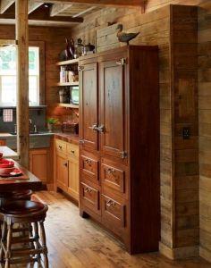 Unfitted Kitchen Inspiration | KitchAnn Style
