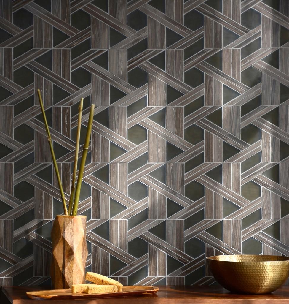 Glass mosaic tile | KitchAnn Style