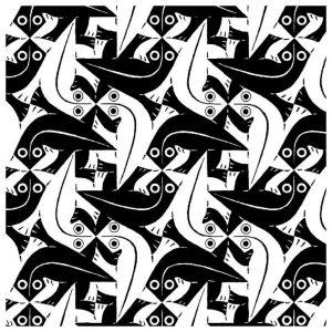 M. C. Escher   KitchAnn Style