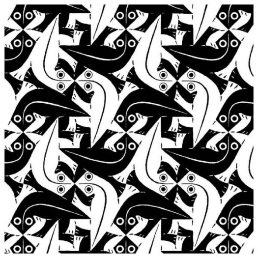 M. C. Escher | KitchAnn Style