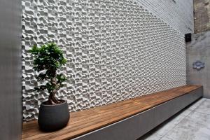 Kaza Tre Concrete Tile | Kitchann Style