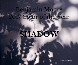 Benjamin Moore Color of the Year 2017