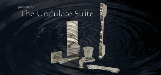 New Hardware | Undulate Suite | KitchAnn Style