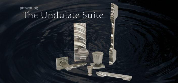 New Hardware | Undulate Suite | KitchAnn Style