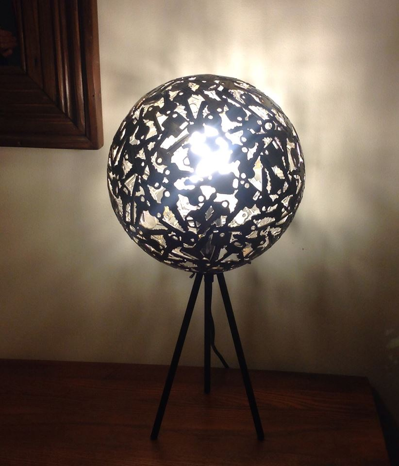 Moerkey Upcycled Lighting | KitchAnn Style