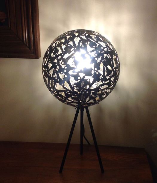 Moerkey Upcycled Lighting | KitchAnn Style