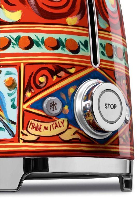 Dolce & Gabbana Appliance Collaboration | Kitchen Studio of Naples