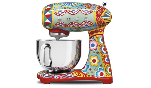 Dolce & Gabbana Appliance Collaboration | Kitchen Studio of Naples