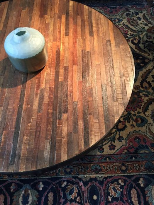 Wilsonart - Artfully Repurposed Woods | KitchAnn Style